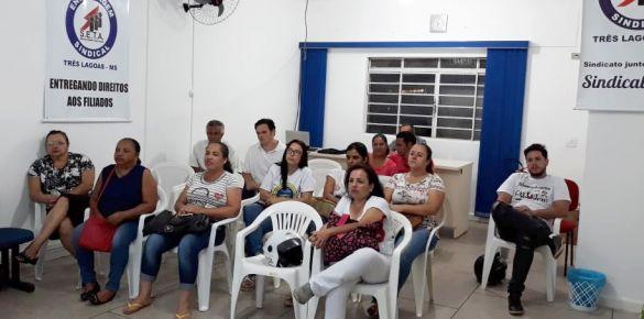 Trabalhados do Hospital Auxiliadora rejeitam proposta de reajuste