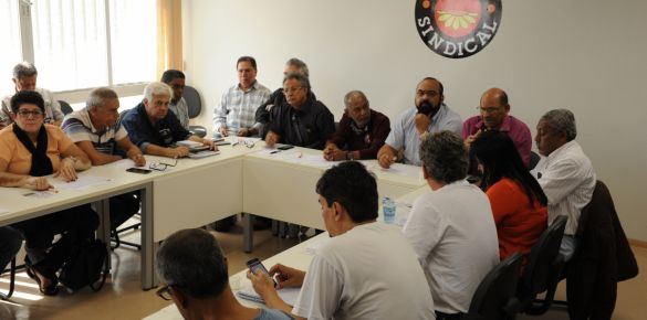 Sindicalistas intensificam mobilização para Greve Geral do dia 14 de junho