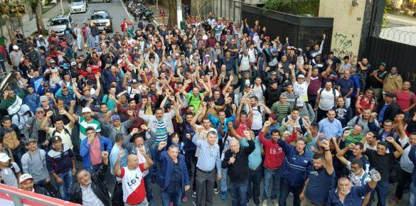 Negociações avançam e greve da construção civil SP é suspensa