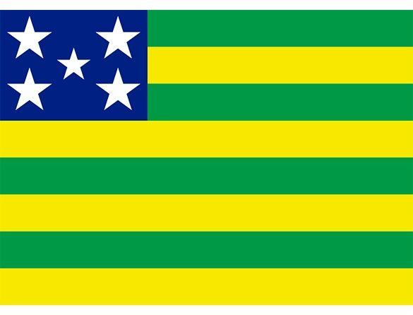 Bandeira do Goias