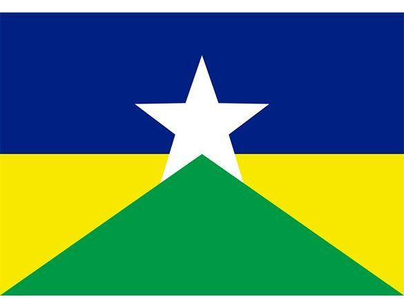 Bandeira do Rondônia