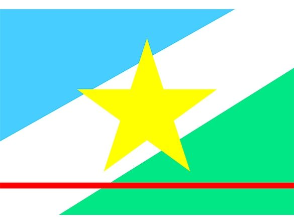 Bandeira do Roraima