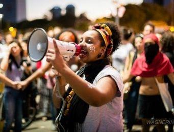 Mulherer Negra de Movimento Social