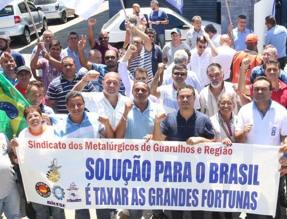Metalúrgicos de Guarulhos