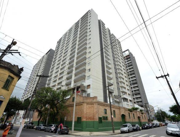 Construção Cívil de Santos - Vespasiano Rocha