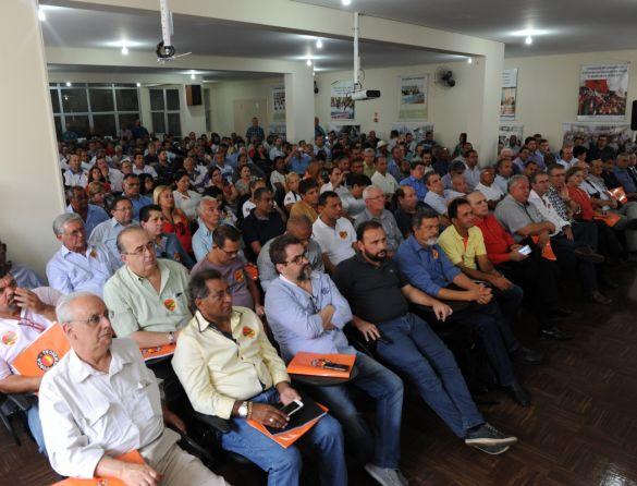 Plenária da Força Sindical apoia regulamentação da terceirização