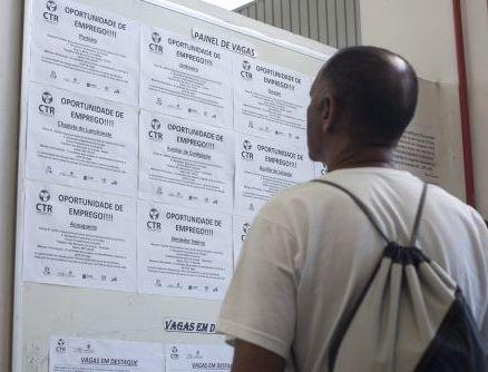 Informalidade se consolidada no Brasil