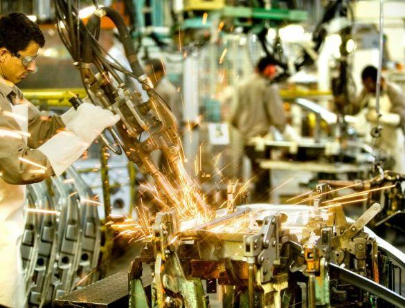 industria de máquinas