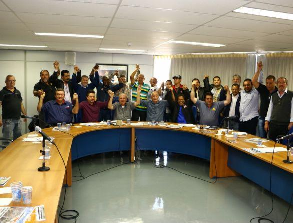 Reunião sindicatos metalúrgicos