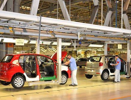Produção de veículos sobe 17,1% em janeiro de 2017, diz Anfavea