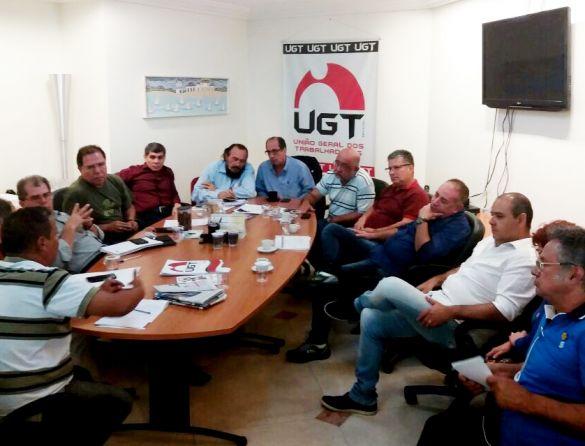 reunião centrais