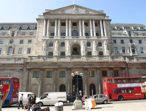 Banco da Inglaterra terá primeira greve em mais de 50 anos