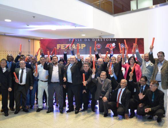 Toma posse a nova diretoria da Fetiasp