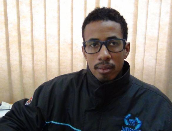 Alex Alves Lopes, secretário da Juventude da Força Sindical