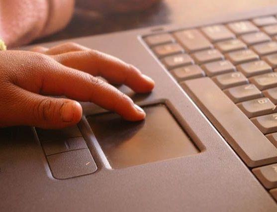 Muitos jovens nunca usaram um computador
