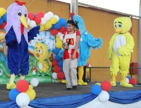 animador de festa infantil