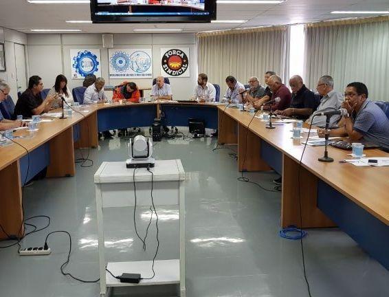 CNTM defende resistência contra reforma da Previdência e fortalecimento do movimento sindical