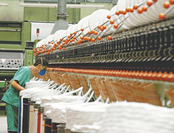 ecuperação da produção industrial do país em 2017 deixa o Nordeste para trás