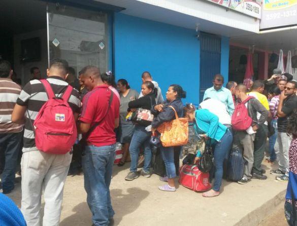 Nota da Força Sindical sobre a crise humanitária na Venezuela