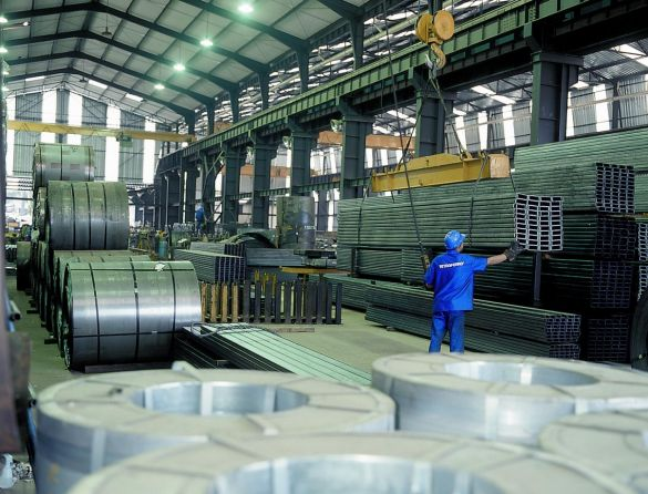 Brasil aumenta venda de aço para EUA