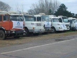 caminhoneiros na argentina
