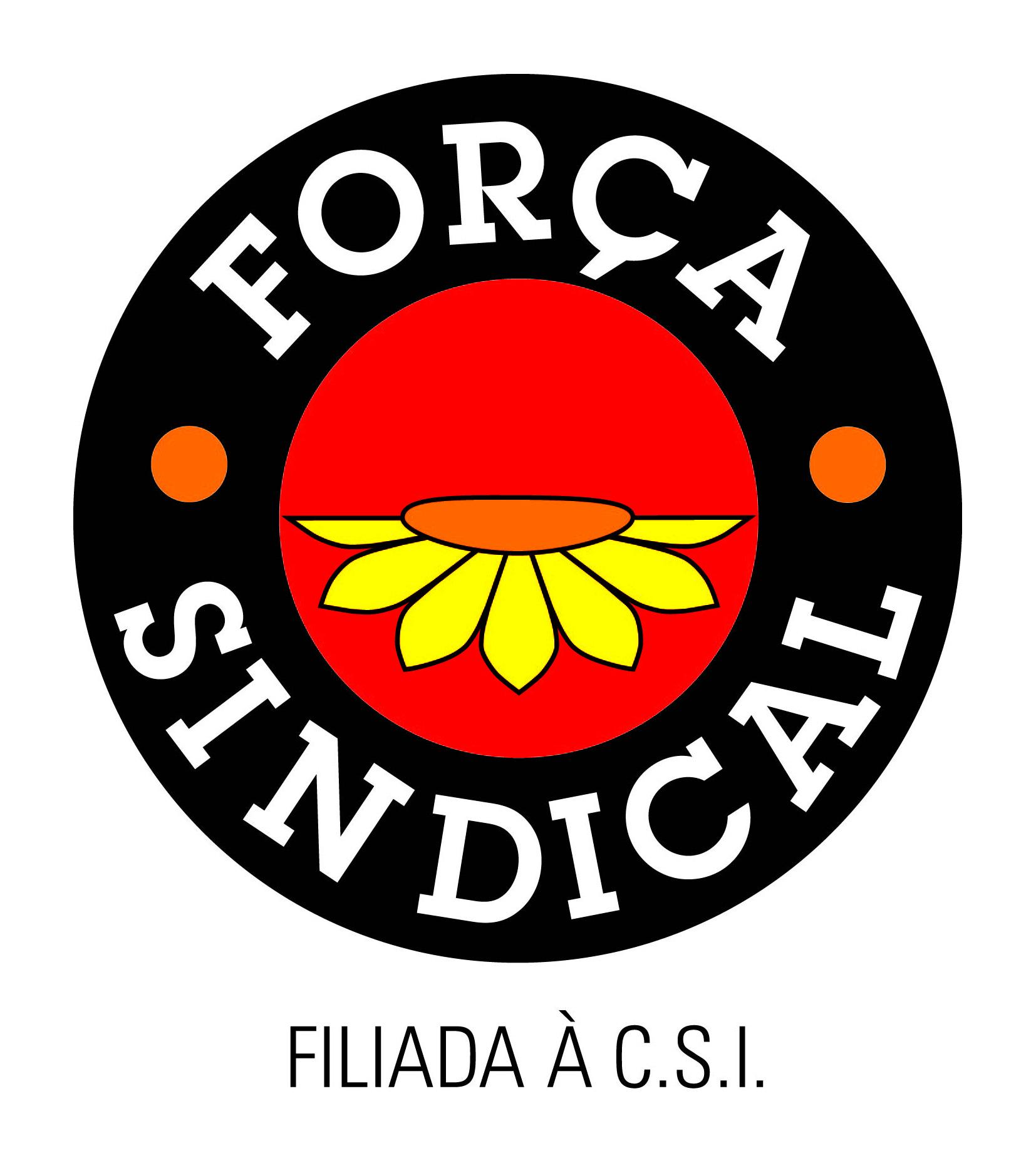 Logotipos da Força Sindical | Força Sindical
