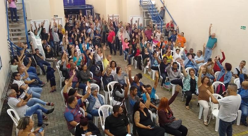 Greve Servidores de Guarulhos