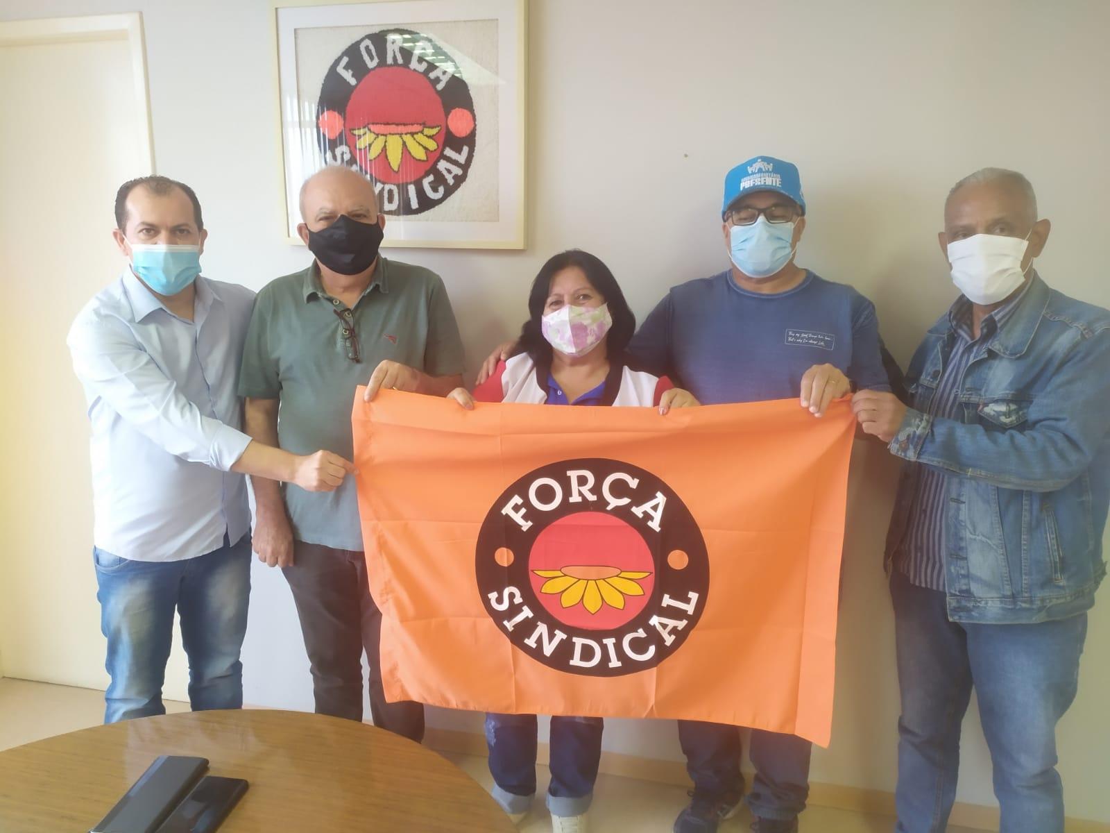 filiação do sindicato dos agentes comunitários da saúde de são José do Rio preto